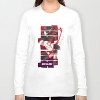 kill la kill Long Sleeve T-shirts featuring Kill La Kill by feimyconcepts05