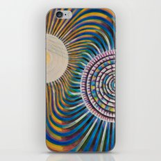 The move over the waters iPhone & iPod Skin