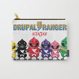 Drupal Ninjas rangers Carry-All Pouch