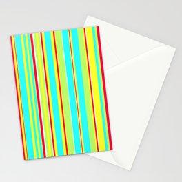 Stripes-018 Stationery Cards