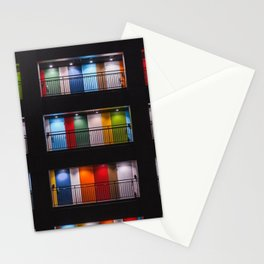 One Night in Apartment 2B Color Photographic Print Stationery Cards