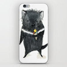 Tasmanian Devil iPhone & iPod Skin