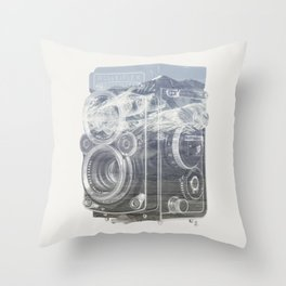 Inside Of It Throw Pillow