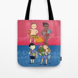Beach Trekkies Tote Bag