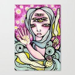 Meredith Canvas Print