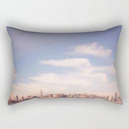 I am in Brooklyn... Rectangular Pillow