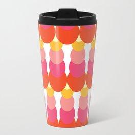 Retro Pattern VI Travel Mug