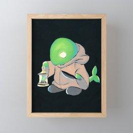 Tonberry Framed Mini Art Print