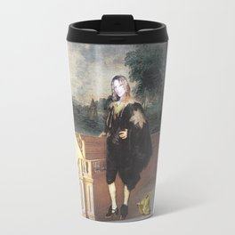 Portrait of the Artist as a Young Man Travel Mug