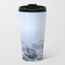 Letting go -  cold comfort in Glencoe Metal Travel Mug