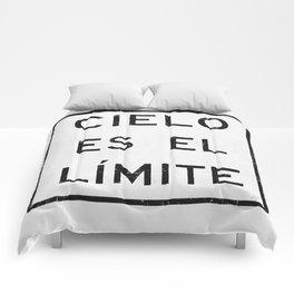CIELO ES EL LIMITE Comforters