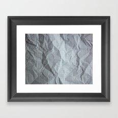 Graphic Framed Art Print