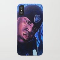 notorious iPhone & iPod Cases featuring Notorious by JRAC