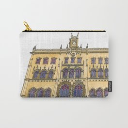 Rossio Station, Lisbon, Portugal Carry-All Pouch