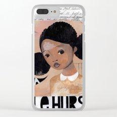 Zora Clear iPhone Case