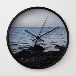 Boughty Ferry River Tay 4 Wall Clock