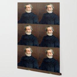 Giuseppe Verdi (1813 – 1901) by Giovanni Boldini (1842 - 1931) Wallpaper