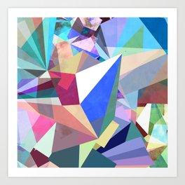 Colorflash 8 Art Print