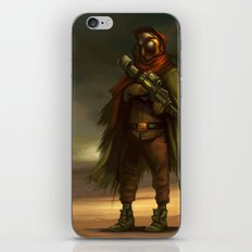 Sand iPhone & iPod Skin