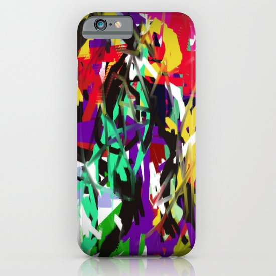 """Abstract """"Too Busy"""" iPhone & iPod Case"""