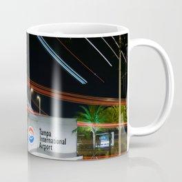 Some Arrive Coffee Mug