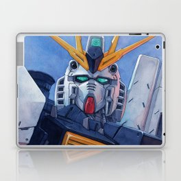 Nu Gundam 2 Laptop & iPad Skin