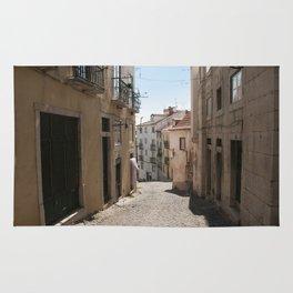 Travel Series: Lisbon Rug