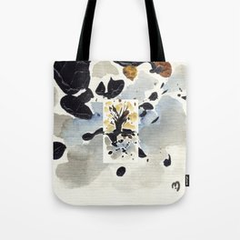 In Limbo - Sepia II Tote Bag