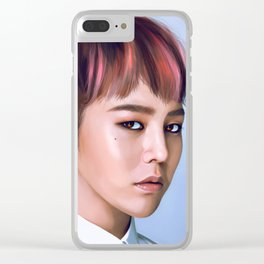 G-Dragon Clear iPhone Case