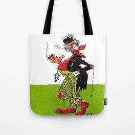 Cartoon comics 2 Tote Bag