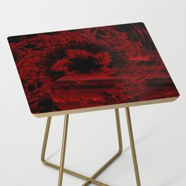 Wreath of Fire (Red series #10) Side Table
