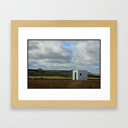 Cube - Lanzarote Framed Art Print