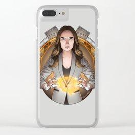 AIDA Clear iPhone Case