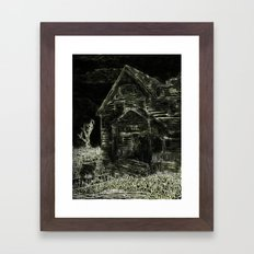 Whisperhouse Framed Art Print
