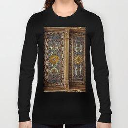 Sicilian ART NOUVEAU Long Sleeve T-shirt