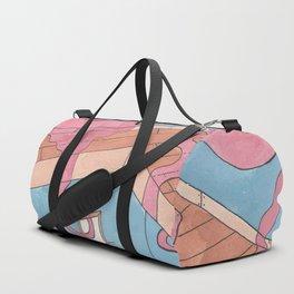 The Future Past II Duffle Bag