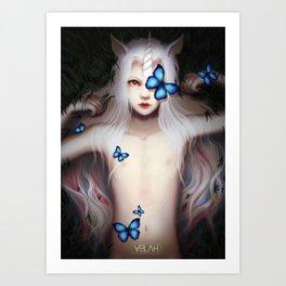 Aevum Art Print