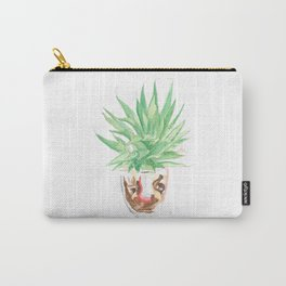 Simba Succulent Carry-All Pouch
