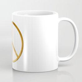 P E A C E - Symbol Coffee Mug