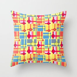 Christmas gifts Throw Pillow