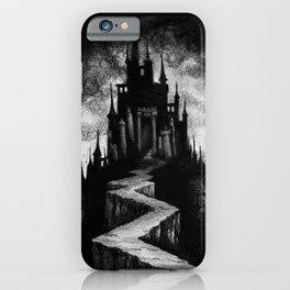 Vampire Castle iPhone Case