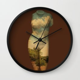 Paradame Shift x Pristine Wall Clock