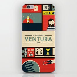 """Ventura"" -  Los Hermanos iPhone Skin"