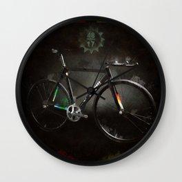 Fixed Gear Dreams - MASH 2015 Wall Clock