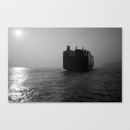Graceful Leader Canvas Print