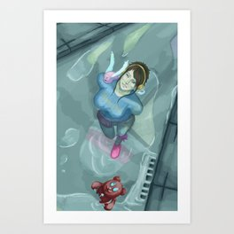 Tiffany Blews Art Print