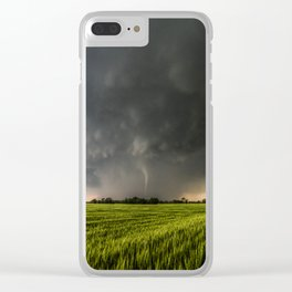 Beautiful Storm Clear iPhone Case