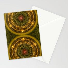 Happiness Mandala Stationery Cards