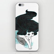 About You iPhone & iPod Skin