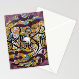Sawed Off Stationery Cards